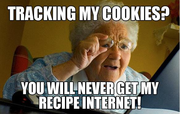Grandma internet