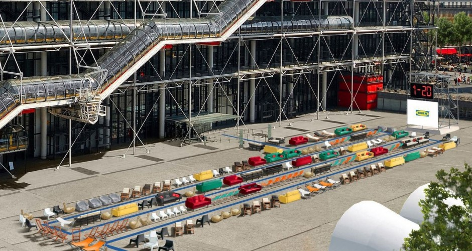 Ikea Pompidou